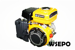 3hp 106cc Gasoline Engine,4-Stroke,Horizontal shaft