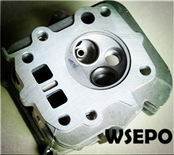 Wholesale 154F 87cc Engine Parts, Cylinder head Supply