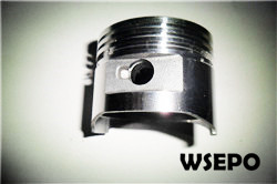 Wholesale 154F 3hp(87cc) Gasoline Engine Parts,Piston Supply