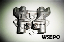 Wholesale 154F 3hp(87cc) Gasoline Engine Parts,Rocker Arm Assy
