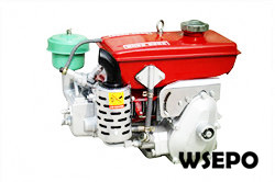 4hp 216cc Air Cooled Diesel Engine,4-Stroke,Swirl Chamber