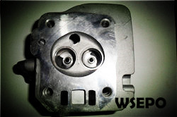 5.5hp 163cc Gas Engine Parts,Cylinder Head Supply