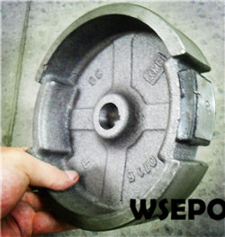 Supply 5.5hp 6.5hp,7hp Gasoline Engine Parts,Flywheel