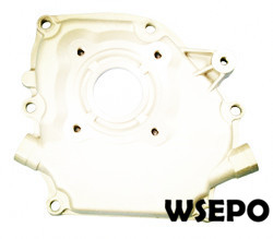Wholesale 5.5hp 6.5hp,7hp Gasoline Engine Parts,Crank Case Cover - Click Image to Close