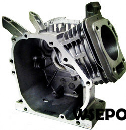 6.5hp,7hp Gasoline Engine Parts,Crank case Supply