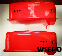 Wholesale 170F 4HP Diesel Engine Parts,fuel tank