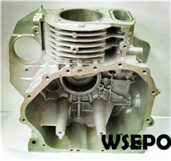Wholesale 170F 4HP Diesel Engine Parts,Crankcase