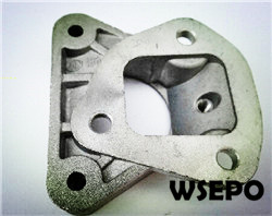 Free Shipping! 170F 4HP Diesel Engine Intake connecting pad