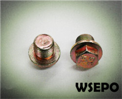 Wholesale 170F 4HP Diesel Engine Parts,draining bolt