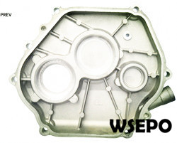 Wholesale 177F(GX270) 270cc Gas Engine Parts,Crank Case Cover