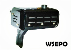 Wholesale 178F,L70 6hp Diesel Engine Parts,Muffler Assy