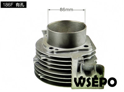 Wholesale 186F 9HP Split Model Diesel Engine Cylinder Block