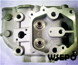 Wholesale 186F 9hp L100 Diesel Engine Parts,Cyliner Head