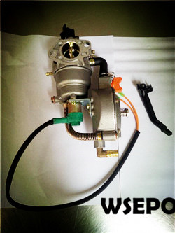 Supply 420CC 5~8KW LPG/Petrol/NG/Propane Multi-Usage Carburetor