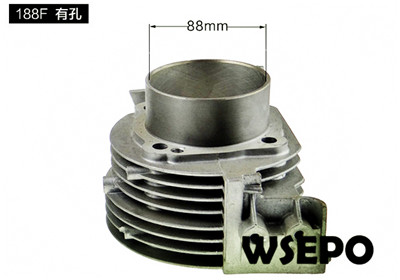 13hp 188F Gasoline Engine,4-stroke,Horizontal Shaft [WSE-188F