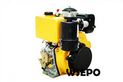 13hp 188F Gasoline Engine,4-stroke,Horizontal Shaft