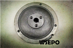 Wholesale 190F 420cc Gas Engine Parts,Flywheel