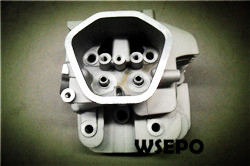 Wholesale 190F 420cc Gas Engine Parts,Cylinder Head Supply