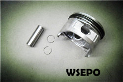 Wholesale 190F 420cc Gas Engine Parts,Piston Kit Supply