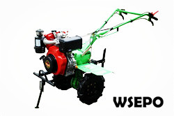1WG3.5-100 Farm Tiller by 4hp Engine,Air Cooled,Vertial