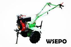 1WG4.0-105 Farm Tiller by 6hp Diesel Engine,Air Cooled, Vertital