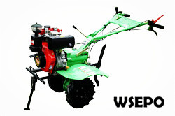 1WG6.3-135 Farm Tiller by 9hp Diesel Engine,Air Cooled,Vertical