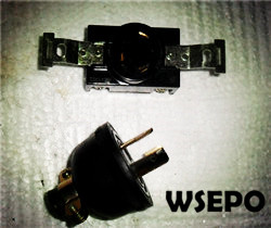 Wholesale 2-2.8KW Gas Generator Parts,plug assy(loose free)