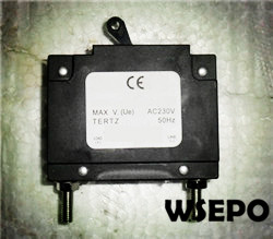 Wholesale 2-2.8KW Gas Generator Parts,Short-Curcuit Protector