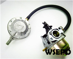 Wholesale 2KW/3KW Generator 168F/170F LPG Carburetor kit
