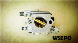 Wholesale chainsaw parts,quality 2500 25cc Carburetor for supply