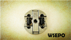 Wholesale chainsaw parts,quality 25cc clutch plate for supply
