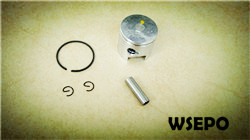 Quality Parts! Wholesale 25cc Gasoline Chainsaw Piston Kit
