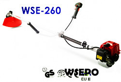 Wholesale WSE-260 26CC Gas Brush Cutter/Trimmer,CE Approval