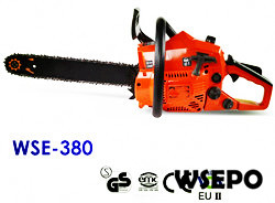 Wholesale WSE-380 38CC Gasoline Chainsaw,CE Approval