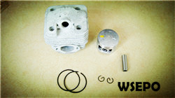 Quality Parts! Wholesale 45cc Gas Chainsaw cylinder piston kit