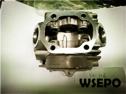 OEM Quality!Wholesale Motorcycle(CUB) 50cc SAI Cylinder Head
