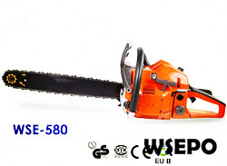 Wholesale WSE-580 58CC Gasoline Chainsaw,CE Approval