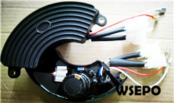 Wholesale 5-6.5KW Gas Generator Parts,AVR(3 phase)