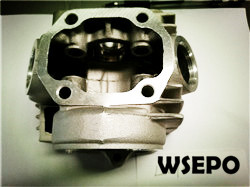 OEM Quality!Wholesale Motorcycle(CUB) 70cc Cylinder Head Comp