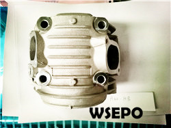 OEM Quality! Motorcycle A40 SAI model 125cc Cylinder head