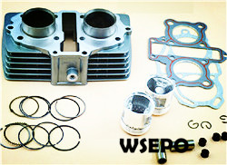 Wholesale CBT125,QJ125J Motorcycle Cylinder Kit