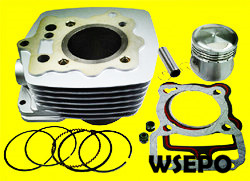 Wholesale CG125 Cylinder Kit Motorcycle Cylinder Block Set
