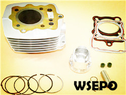 Wholesale CG125 EUII Cylinder Kit Motorcycle Cylinder Block Set