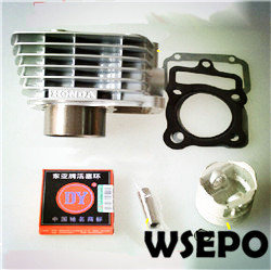 Wholesale CG125 Overhead Camshaft Motorcycle Cylinder Kit