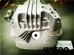 OEM Quality! Wholesale LX CBH150 150CC SAI Cylinder Head Comp