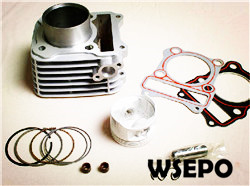 Wholesale EN125 Cylinder Kit Motorcycle Cylinder Block Set