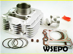 Wholesale EN125-big fan Cylinder Motorcycle Cylinder Block Set