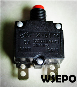 Wholesale 800-900W Generator Parts,ET950 Over-Circuit Protector