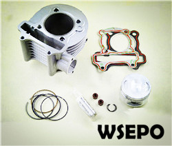Wholesale GY6-150(125 to 150) Cylinder Kit(Rebuild Cylinder Kit)