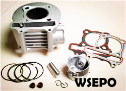 Wholesale HJ100 Cylinder Kit Motorcycle Cylinder Block Set